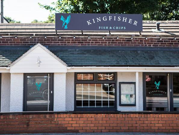 Kingfisher Restaurant - External View - Alt
